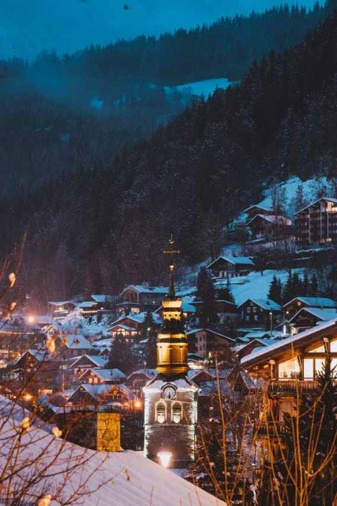 Luxury Ski Chalets and Hotels in Morzine