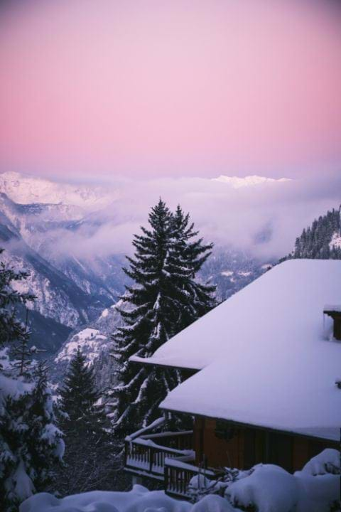 Luxury Ski Chalets and Hotels in Verbier
