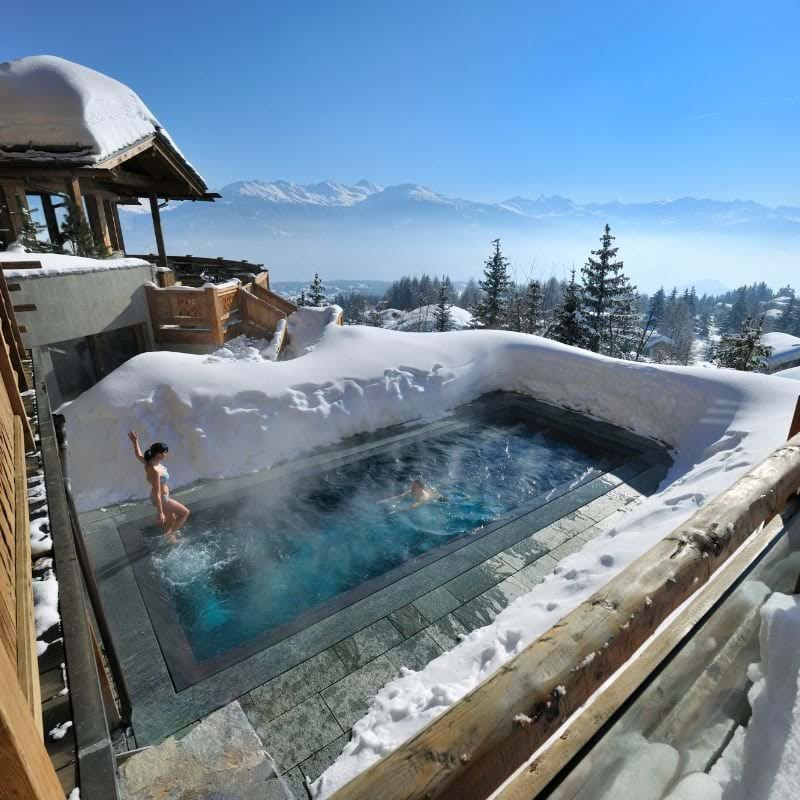Luxury Ski Hotels