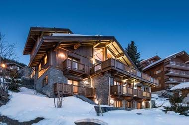 Why We Love Ski Chalets