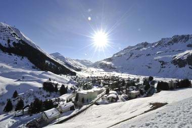 Why Switzerland is the perfect place to ski this festive season