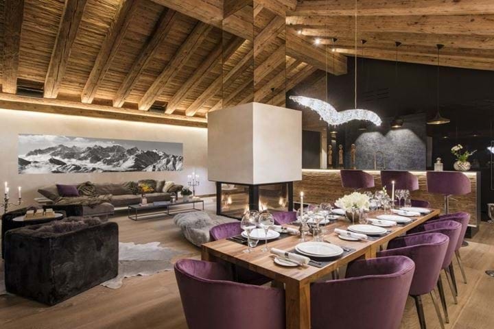 Top picks for self-catered chalets in Switzerland